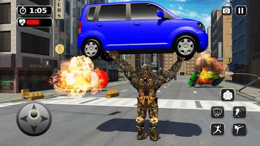 Stone giant sim: Giant hero 2019 1.7 screenshots 3