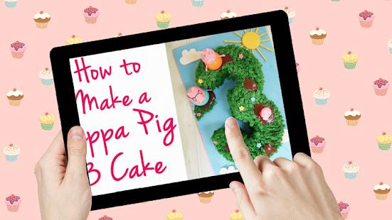 How Peppa Make Pig Cake Free - náhled