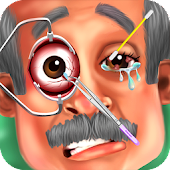 ER Eye Surgery Simulator: Kids Eye Hospital Game