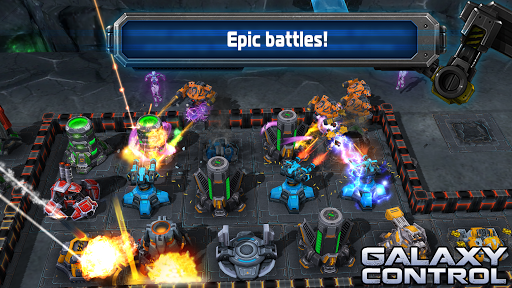 Galaxy Control: 3D strategy  screenshots 13