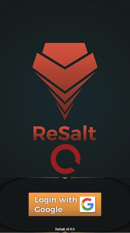 ReSalt- screenshot
