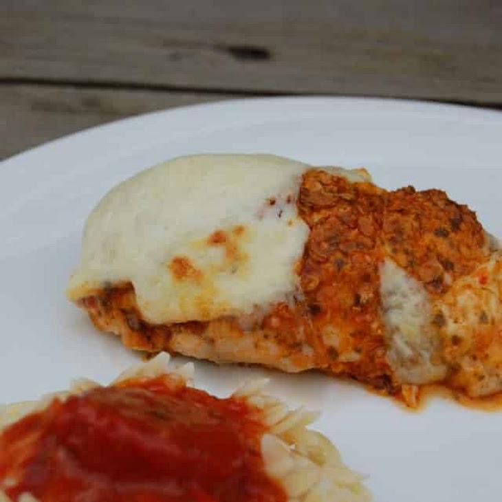Pesto and Mozzarella Chicken Recipe