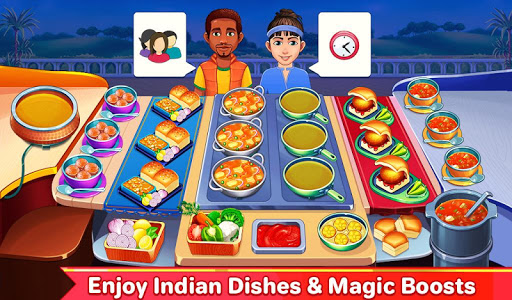 Indian Cooking Madness - Restaurant Cooking Games screenshots 2