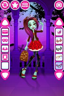 Oblíkačka Monstrum – dívčí hry - náhled