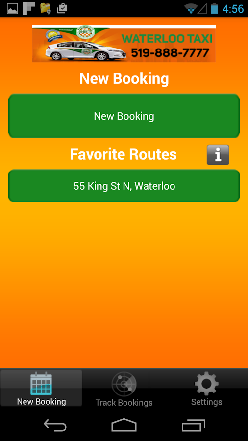 Waterloo Taxi- screenshot