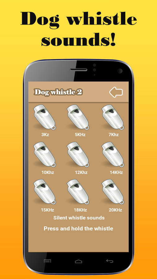 Free Dog Whistle App For Android