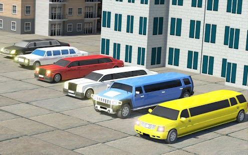 Limo City Driving Simulator 2018 - náhled