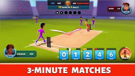 Hitwicketu2122 Superstars: Cricket Strategy Game apkmr screenshots 4