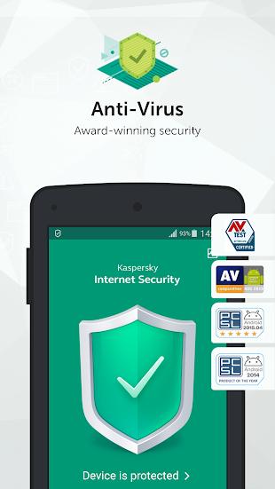 Kaspersky Internet Security- screenshot thumbnail