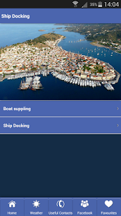 Poros Island my Guide- screenshot thumbnail