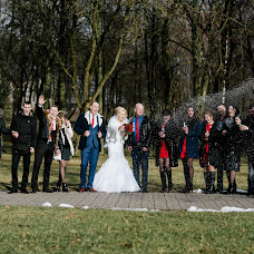 Wedding photographer Aleksandr Panasik (groms). Photo of 21.02.2018