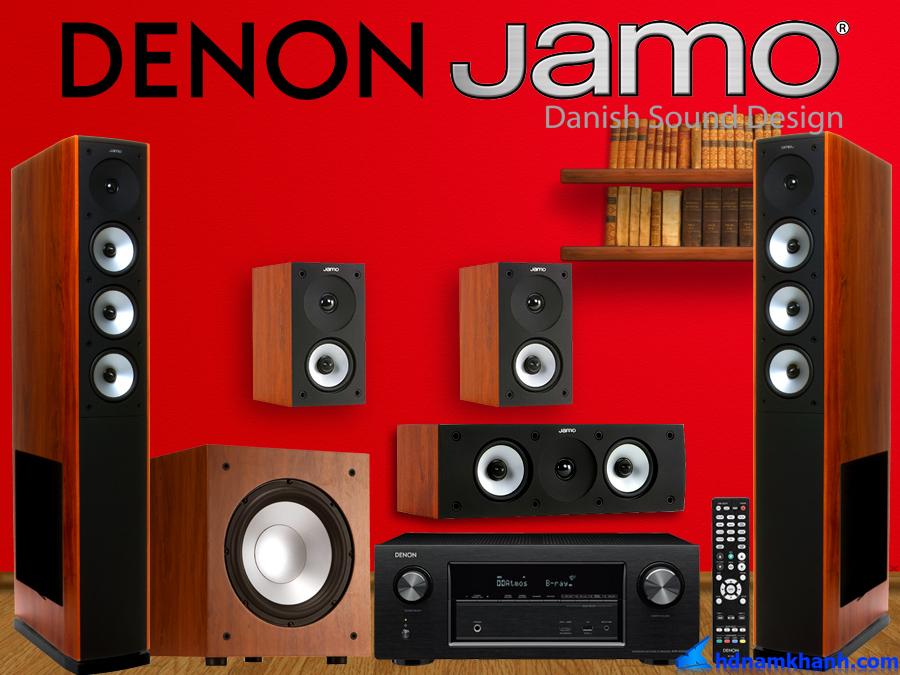 Dàn âm thanh chất lượng giá tốt tại HD Nam Khánh