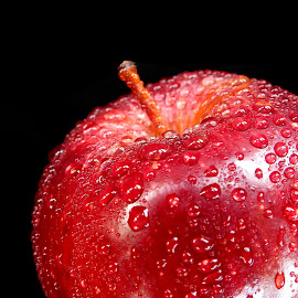 Apple  by Asif Bora - Food & Drink Fruits & Vegetables (  )