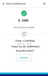 Cash Rain - náhled