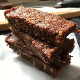 Vegan Date Nut Bars Recipes.
