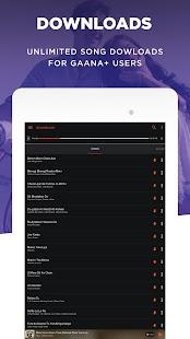 Gaana: Bollywood & Hindi Songs- screenshot thumbnail