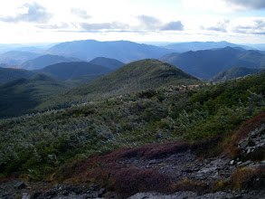 Photo: Gray Peak from Mount Marcy.