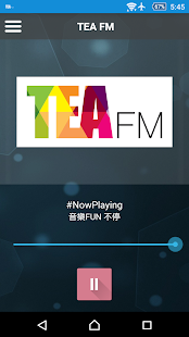 TEA FM- screenshot thumbnail