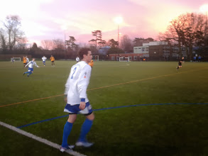 Photo: 15/02/14 v Orpington (Kent Invicta League at Swadelands School 3G, Lenham) 1-0 - contributed by Tony Incenzo