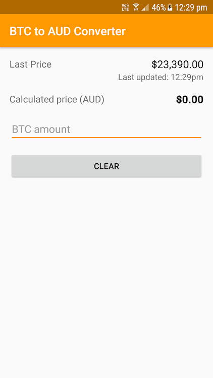 Btc To Aud Converter Android S