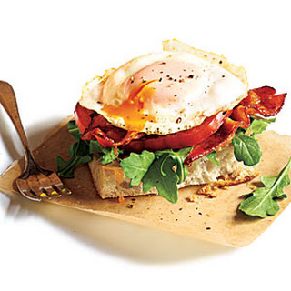 Fried Egg BLT Sandwiches Recipe