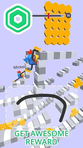 Wall Crawler - Free Robux - Roblominer 0.6 screenshots 7
