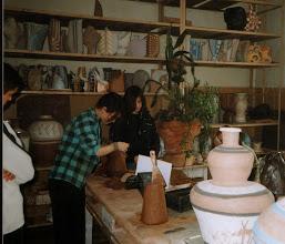 Photo: Dzień Otwarty Szkoły, 03.2005 r. A.Strzelec, A.Kwatera
