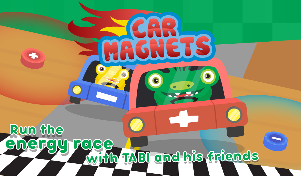 TABI Car Magnets- screenshot