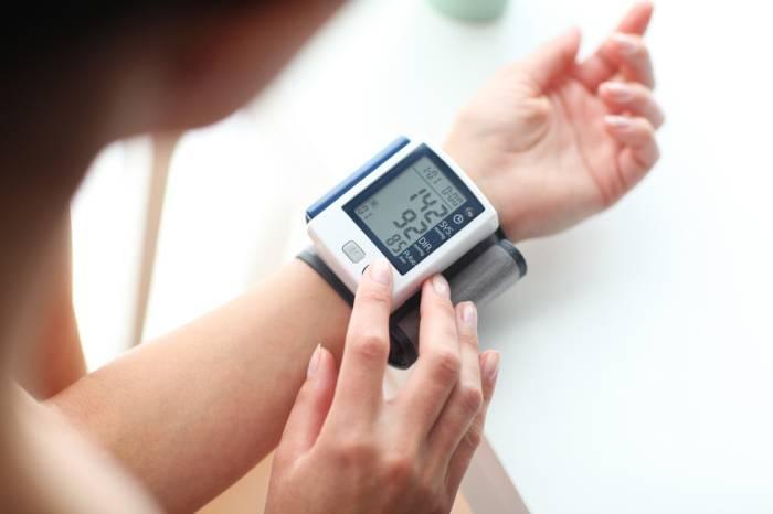 Check Blood Pressur Regularly