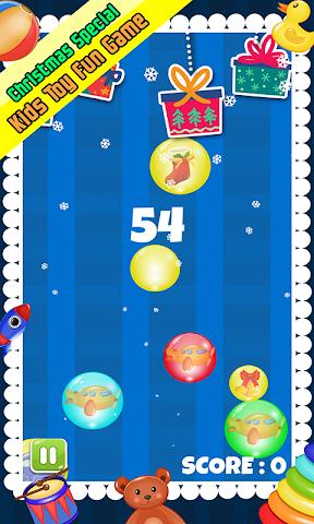 android Christmas Toy Smash Screenshot 1