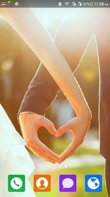 Love Couple Wallpapers - screenshot