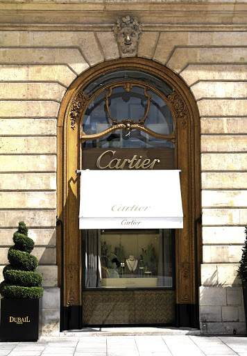 Cartier shop in Paris: Richemont is now moving more of its own brand bouquet through e-commerce platforms. Picture: 123RF/Mesut Dogan