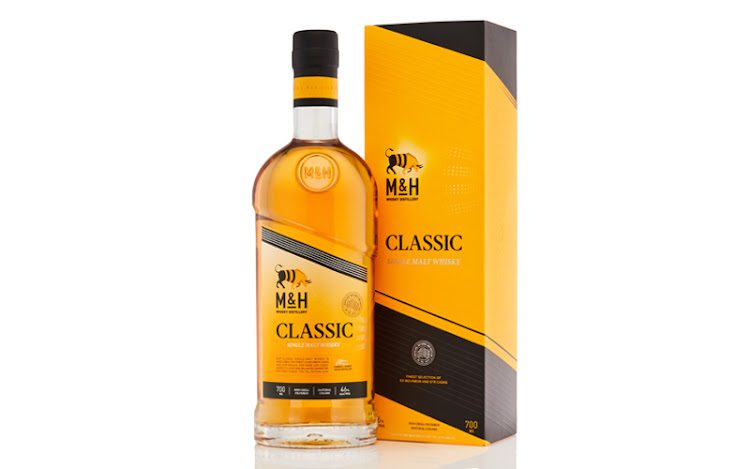 Milk & Honey Distillery Classic Whisky.
