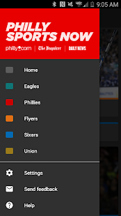 Philly Sports Now- screenshot thumbnail