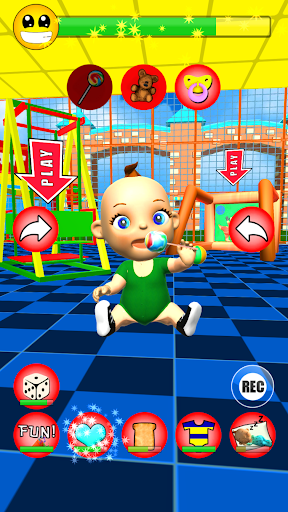 Baby Babsy - Playground Fun 2 8 screenshots 2