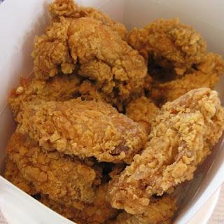 Fried Chicken Like KFC.