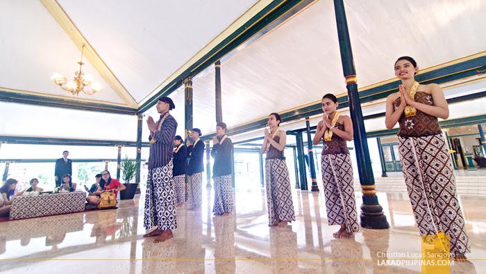 Royal Ambarrukmo Hotel Yogyakarta Pendopo