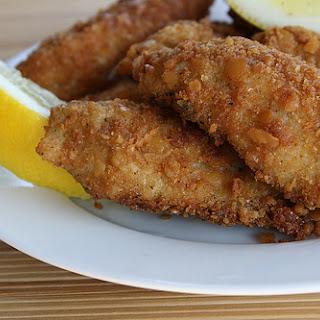 Deep Fried Fish.