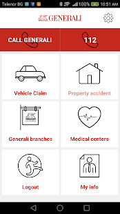 Generali Insurance- screenshot thumbnail