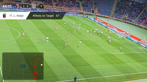 bepro11 - football analytics  screenshots 1