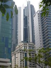 Photo: Stará architektura se tu prolíná s tou moderní.