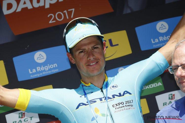 """Eindwinnaar van de Dauphiné Fuglsang heeft één grote wens voor de Tour de France: """"We hopen dat het iets sneller zal komen"""""""