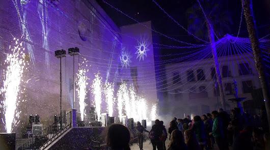 Un show pirotécnico de 10.000 euros desata la polémica en el Ayuntamiento