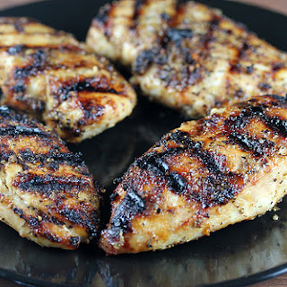 Montreal Rubbed Chicken