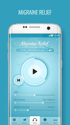 Migraine Relief Hypnosis Free
