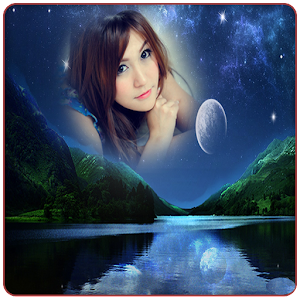 Tải Night Sky Photo Frames APK