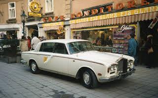 Rolls-Royce Silver Shadow I L Rent Niederösterreich