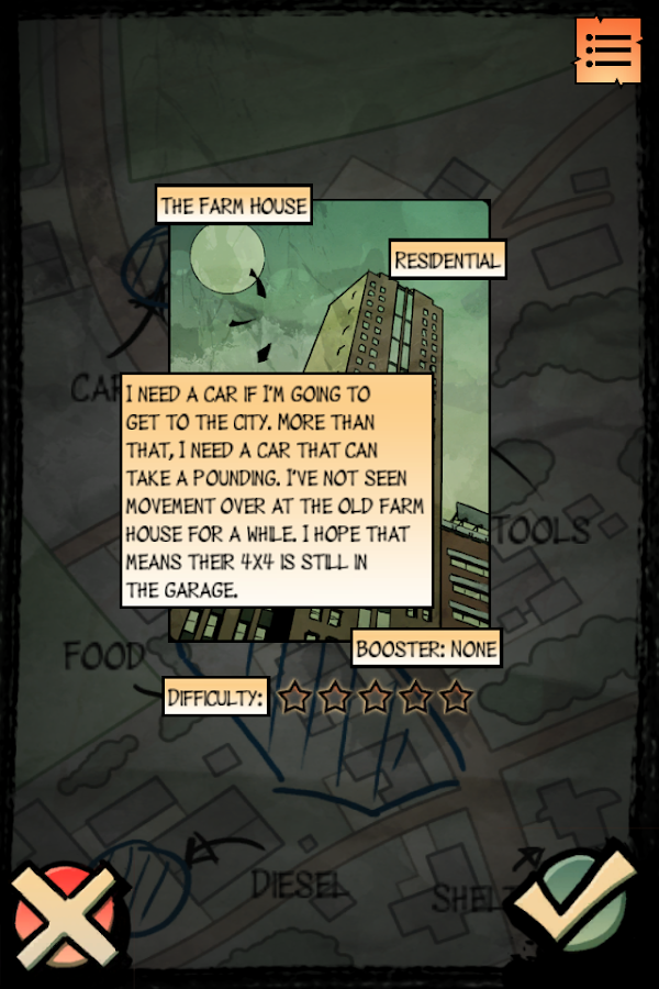 Shelter: A Survival Card Game- screenshot
