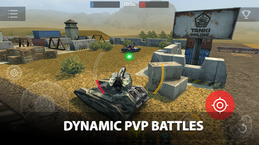 Télécharger Tanki Online - PvP tank shooter mod apk screenshots 5