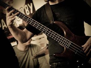 Photo: Marc à la basse